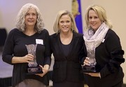 Picture of Jennifer Deal, Dr. Janet Dunlop and Kim Vento